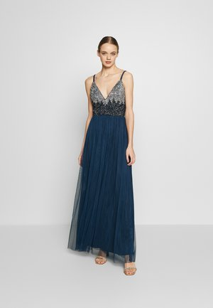 CELIA MAXI - Occasion wear - navy
