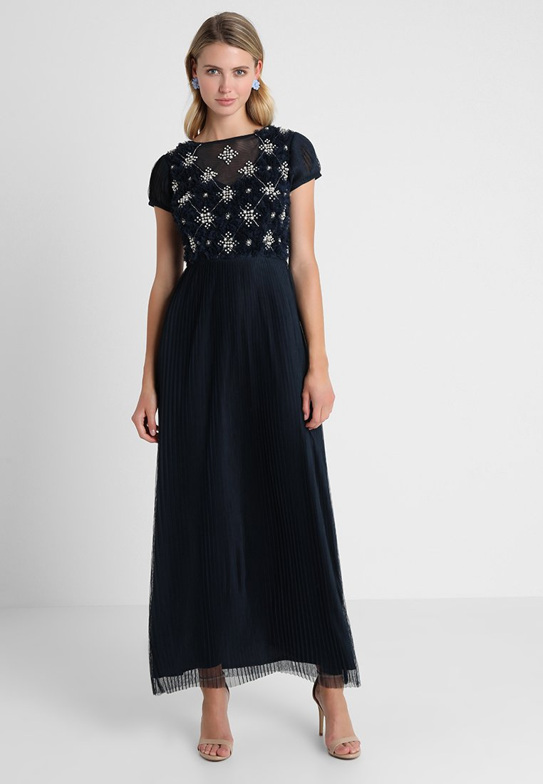 Lace & Beads - CAMPELLA MAXI - Occasion wear - navy