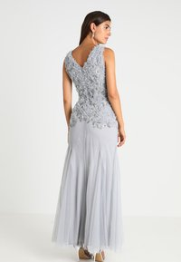 Lace & Beads - BANNI MAXI - Galajurk - grey - 3
