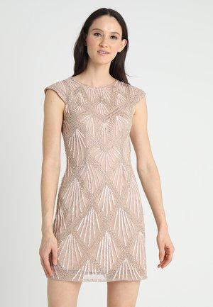 GARMENT DRESS - Robe de soirée - nude