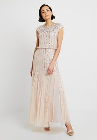 Lace & Beads - MAJE - Robe de cocktail - blush - 0