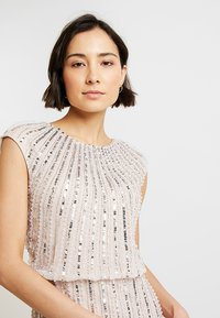 Lace & Beads - MAJE - Robe de cocktail - blush - 4