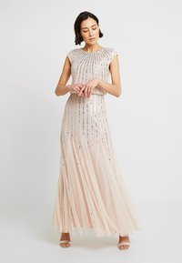 Lace & Beads - MAJE - Robe de cocktail - blush - 1