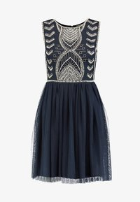 Lace & Beads - MAICAO SKATER - Cocktailjurk - navy - 5
