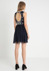 Lace & Beads - MAICAO SKATER - Cocktailjurk - navy - 3
