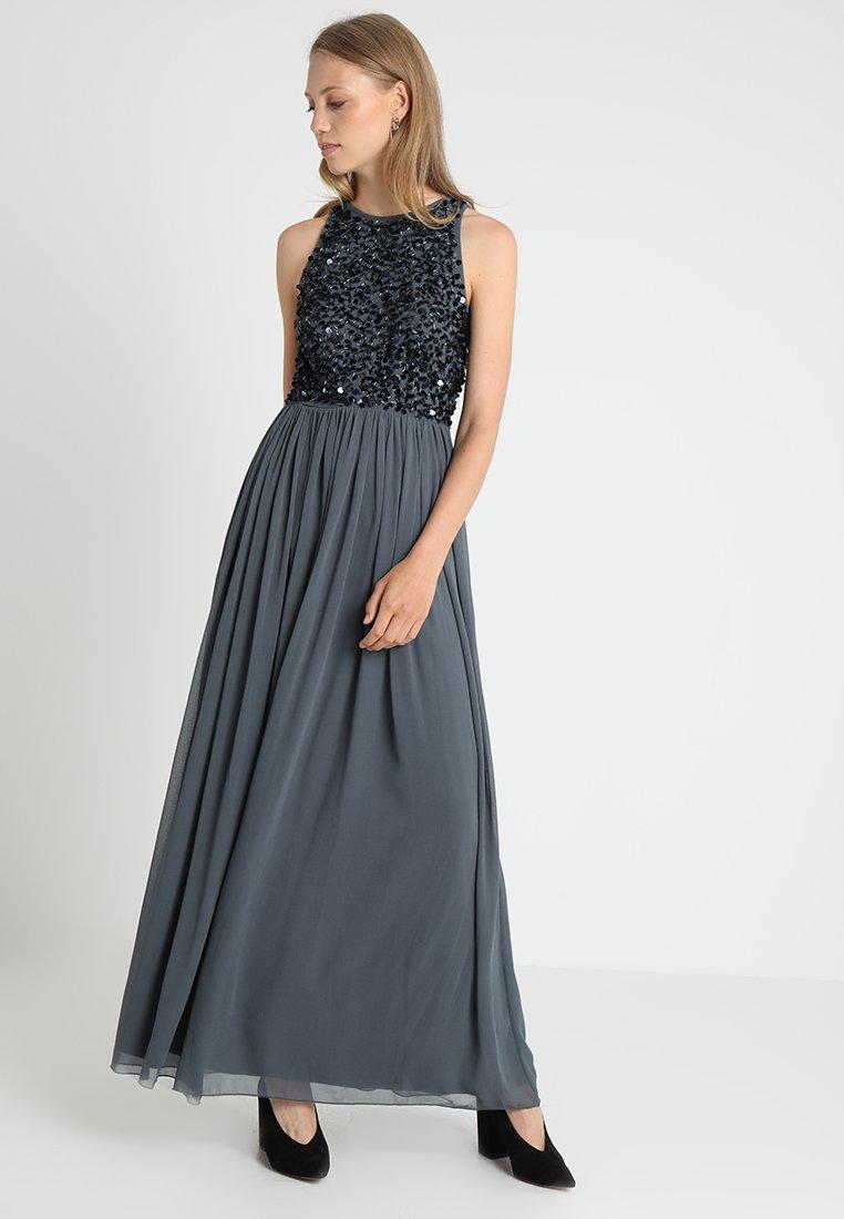 Lace & Beads - MISTY MAXI - Ballkleid - dark grey