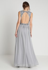 Lace & Beads - PAULA MAXI - Iltapuku - light grey
