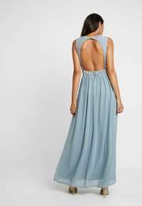 Lace & Beads - PAULA MAXI - Galajurk - light blue - 3