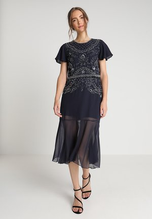 MORLEY DRESS - Koktejlové šaty/ šaty na párty - navy