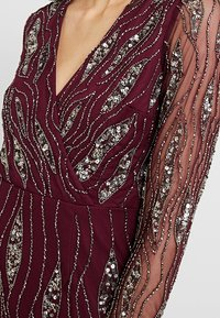 Lace & Beads - MAJIC DRESS - Cocktailkjole - bordeaux - 7