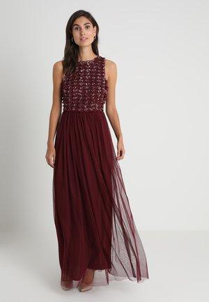 JONO MAXI - Occasion wear - burgundy