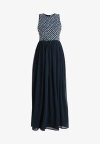 Lace & Beads - JOLEYN MAXI - Robe de cocktail - navy - 4