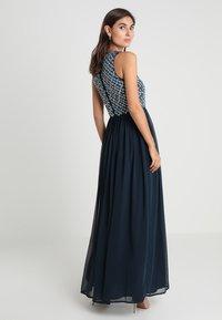 Lace & Beads - JOLEYN MAXI - Robe de cocktail - navy - 2