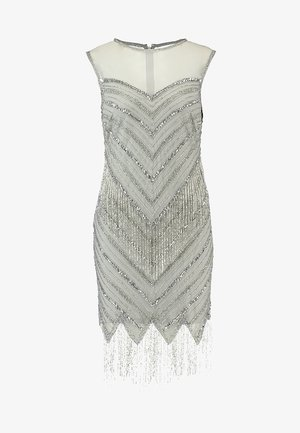BRAZIL DRESS - Vestito elegante - grey