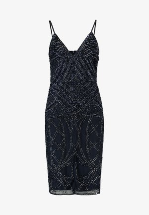 PETRA DRESS - Vestito elegante - navy