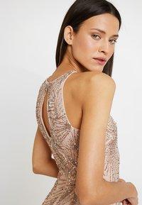 Lace & Beads - RALEIGH MAXI - Abito da sera - nude - 3