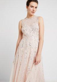 Lace & Beads - NICOLA - Společenské šaty - blush - 4