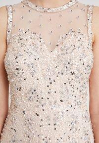 Lace & Beads - NICOLA - Společenské šaty - blush - 6