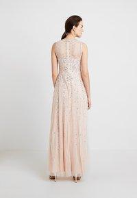 Lace & Beads - NICOLA - Společenské šaty - blush - 3