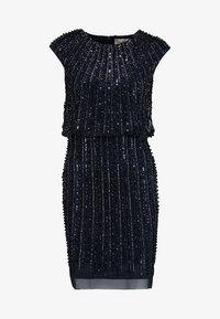 Lace & Beads - MAJE MINI - Cocktailkjole - navy - 4