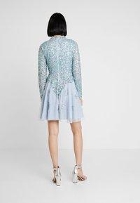 Lace & Beads - ALANA DRESS - Cocktailkjole - blue - 3