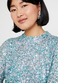 Lace & Beads - ALANA DRESS - Cocktailkjole - blue - 5