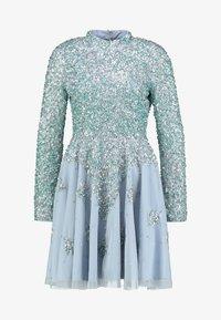 Lace & Beads - ALANA DRESS - Cocktailkjole - blue - 4