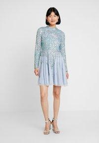 Lace & Beads - ALANA DRESS - Cocktailkjole - blue - 2