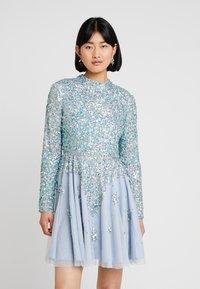 Lace & Beads - ALANA DRESS - Cocktailkjole - blue - 0