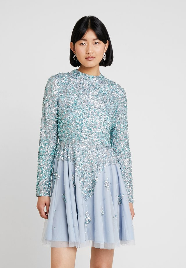 ALANA DRESS - Cocktail dress / Party dress - blue