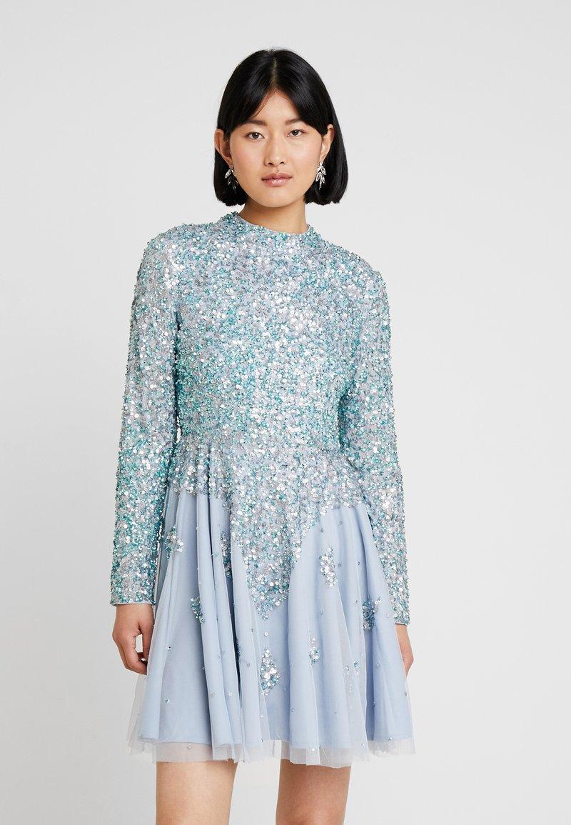 Lace & Beads - ALANA DRESS - Cocktailkjole - blue