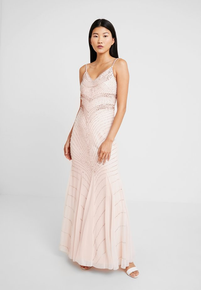 MONET MAXI - Occasion wear - nude