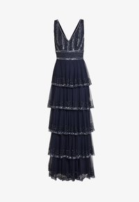 Lace & Beads - MULAN LISHKY MAXI - Robe de cocktail - navy - 6