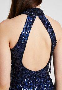 Lace & Beads - NADIA DRESS - Sukienka koktajlowa - navy - 5