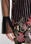 Lace & Beads - DELILAH DRESS - Ballkleid - black/multi
