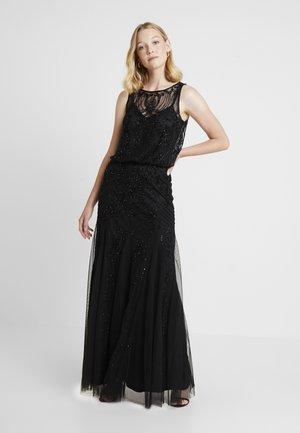 MACY MAXI - Společenské šaty - black
