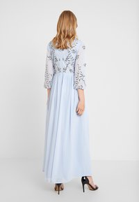 Lace & Beads - ANNIE MAXI - Ballkjole - light blue - 2