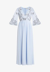 Lace & Beads - ANNIE MAXI - Ballkjole - light blue