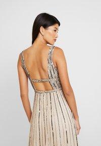 Lace & Beads - MYLA MAXI - Occasion wear - beige - 4