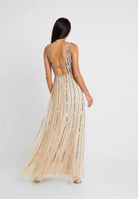 Lace & Beads - MYLA MAXI - Occasion wear - beige - 2