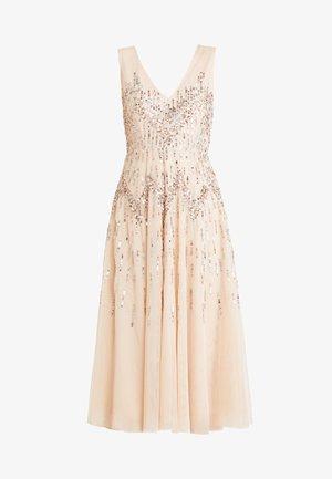 RUMI DRESS - Cocktail dress / Party dress - nude