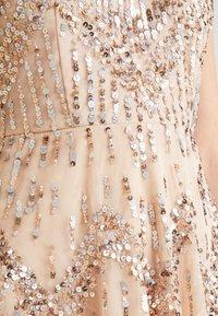 Lace & Beads - RUMI DRESS - Cocktailjurk - nude - 5