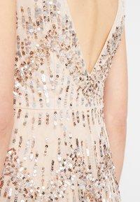 Lace & Beads - RUMI DRESS - Cocktailjurk - nude - 7