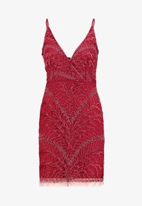 Lace & Beads - MAY DRESS - Cocktailkjole - red - 4