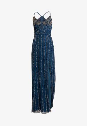 MUNA MAXI - Společenské šaty - dark teal