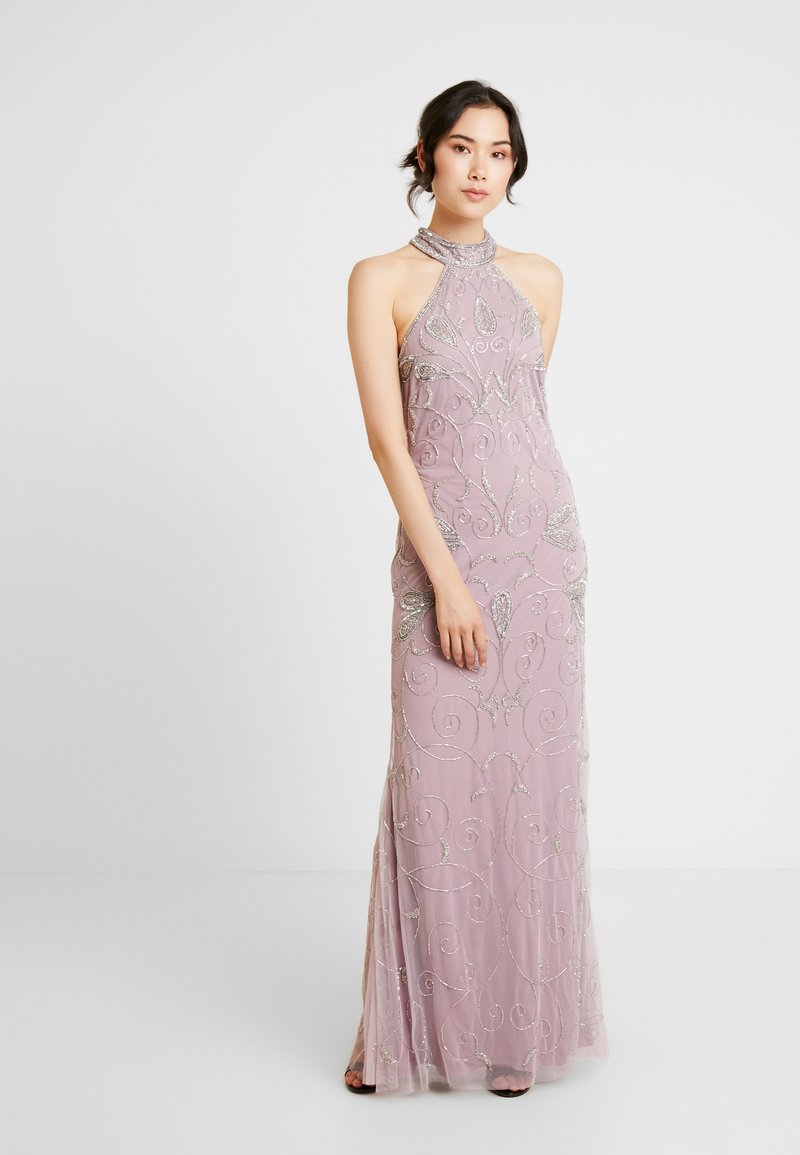 Lace & Beads - MAGGY MAXI - Festklänning - lilac