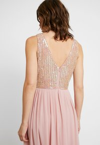 Lace & Beads - AMADINA MAXI - Festklänning - nude - 4
