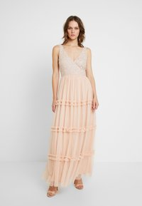 Lace & Beads - ARIA MAXI - Suknia balowa - blush - 0
