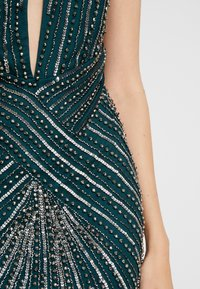 Lace & Beads - LUCILLE MAXI - Robe de cocktail - green - 6