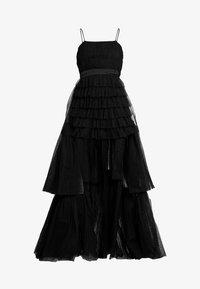 Lace & Beads - JOCELYN DRESS - Suknia balowa - black - 3